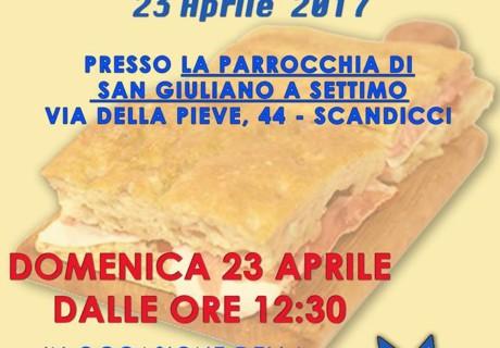 2a Sagra della Schiacciata Ripiena e della Porchetta 23 Aprile
